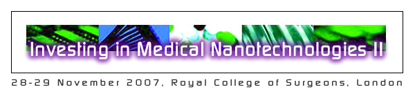Investing in Medical Nanotechnologies II